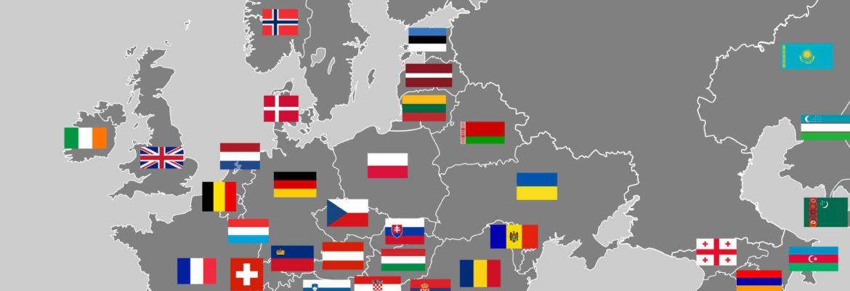 Države, jezici i glagol pričati na engleskom nauciti engleski jezik