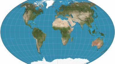 Kontinenti i države na italijanskom nauci nauciti italijanski